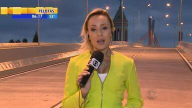 Confira as informações do trânsito nas principais vias de Porto Alegre nesta quinta (26) - Assista ao vídeo.