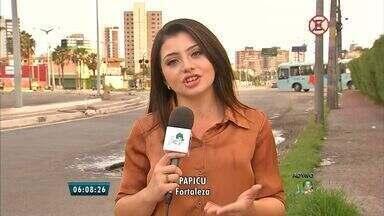 AMC faz blitze educativa em Fortaleza - Trabalhos ocorrem na Avenida Via Expressa ãs 15 horas.
