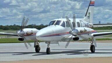 Situação dos aeroportos em cidades do interior de Mato Grosso - Situação dos aeroportos em cidades do interior do estado e necessidade de investimento no transporte aéreo no estado.