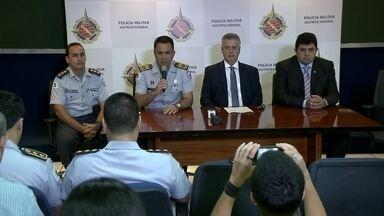 Policiamento será reforçado no DF - A partir desde sábado (28), mais 748 PMs vão para as ruas do DF.