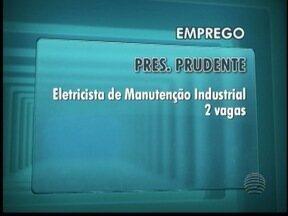 Confira as vagas de trabalho para Oeste Paulista - Há oportunidades para diversos níveis escolares.