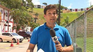 Veja as informações do Vitória para a estreia na Copa do Brasil - O rubro-negro vai enfrentar o Anapolina na noite de quarta-feira (1°).