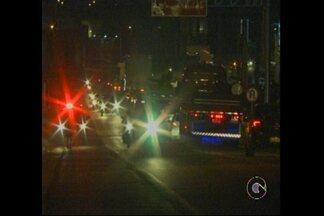 População reclama do trânsito na avenida Sete de Setembro - O registro de acidentes na região é alto