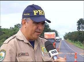 PRF se prepara para a fiscalização nas estradas durante o feriado - PRF se prepara para a fiscalização nas estradas durante o feriado