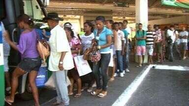 Situação do transporte público é motivo de reclamação - Situação do transporte público é motivo de reclamação.