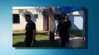 Operação do Gaeco cumpre cinco mandados de busca e apreensão em Naviraí - A investigação é sobre um suposto esquema de fornecimento irregular de remédios na cidade.
