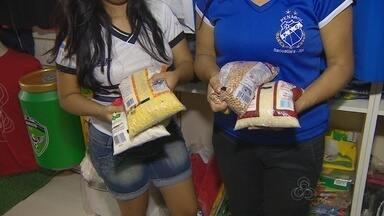 Torcedores promovem ação solidária para ajudar vítimas da enchente - Torcidas de clubes amazonenses deixam de lado a rivalidade em prol das vítimas da cheia dos rios que está afetando milhares de famílias