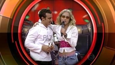 Luciano Huck lembra momentos marcantes nos 15 anos do Caldeirão - Primeiro programa foi exibido em 8 e abril de 2000; relembre