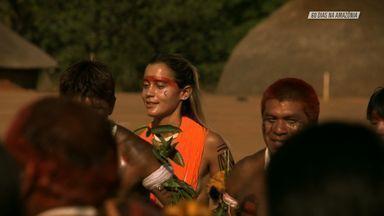 Tribo Waurá - Mato Grosso
