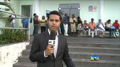População enfrenta dificuldades para conseguir atendimento médico em São Luís - O repórter Douglas Pinto mostrou o drama de quem busca atendimento médico em São Luís.