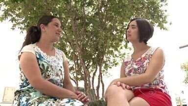 Comunidade se mobiliza em prol de adolescente com câncer, no ES - Ela mora em Pedra Azul, Domingos Martins.