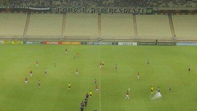 Vitória fica no 0 x 0 com o Ceará e traz a vantagem para Salvador - Confira as notícias do rubro-negro baiano.