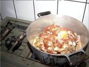Aprenda a preparar uma receita com matrinxã e legumes - Aprenda a preparar uma receita com matrinxã e legumes