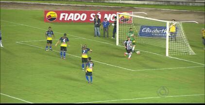 Veja os gols desta quarta-feira pelo Campeonato Paraibano - Botafogo-PB goleia o Lucena por 6 a 1 e o Sousa vence o Treze por 1 a 0.