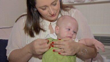 Mulher vira barriga solidária para irmã que não conseguia engravidar - Saiba como funciona todo o processo: da fertilização até o registro
