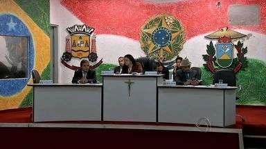 Ex-presidente da Câmara de Várzea Grande (MT) é investigado - Sessão movimentada na Câmara de VG. Um processo administrativo foi aberto para investigar uma possível sonegação de impostos nos anos de 2013/14.
