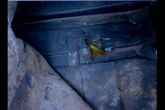 Polícia Federal apreende drogas escondidas em lataria de carro na Alça Viária - Três pessoas foram presas e encaminhadas para unidades prisionais do estado. Segundo a PF, a droga viria de Manaus para ser vendida em Belém.