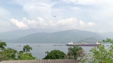 Inea cassa licença da Transpetro para operações em Angra dos Reis, RJ - Prazo para que transferências entre navios sejam interrompidas é de 60 dias.