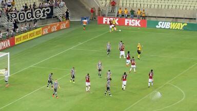 Vitória e Ceará empatam em 0 a 0 - O time jogou fora de casa e já se prepara para uma partida decisiva no Barradão, no próximo sábado (11).