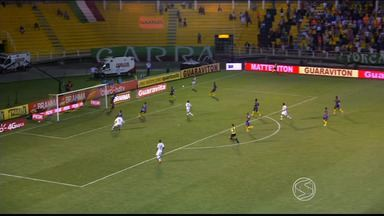 Fluminense vence o Madureira e se classifica para a semifinal do Carioca - Gol contra de Moisés aos 44 minutos do segundo tempo dá a vitória ao Tricolor, que enfrenta o Botafogo na próxima fase.