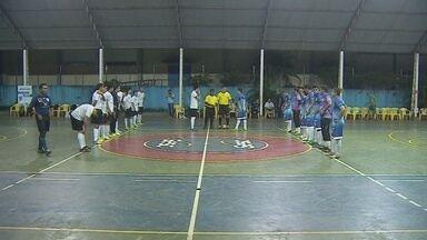 Times garantem vagas na semifinal da Copa Rede Amazônia de Futsal em RO - Fase eliminatória começa nesta quinta-feira (9).