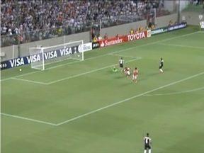 Esporte: Atlético-MG vence o Santa Fé, e mantém chances de classificação - Time se concentra agora na primeira partida da semifinal do Mineiro.