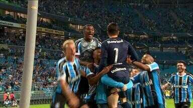 Grêmio vence Novo Hamburgo nos pênaltis pelo Gauchão - Marcelo Grohe foi herói da partida.