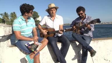 Timbó bate um papo com os cantadores Maviael Melo e Celo Costa - Eles falam sobre o terceiro encontro de cantadores no pelô