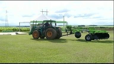 Tecnoshow traz novidades para a agricultura - Feira de tecnologia agrícola de Rio Verde (GO) começa nesta segunda (13)