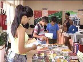 Sesc promove feira de troca de livros na capital - Sesc promove feira de troca de livros na capital