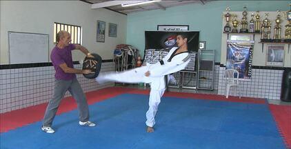 Atletas do taekwondo participam neste final de semana do Open de Nordeste - Competição é a primeira a contar pontos na briga por uma vaga nos Jogos Olímpicos do Rio de Janeiro.