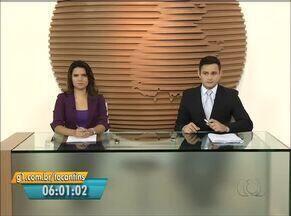 Confira os destaques do Bom Dia Tocantins desta segunda-feira (13) - Confira os destaques do Bom Dia Tocantins desta segunda-feira (13)