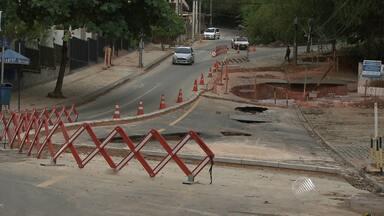 Salvador ainda tem ruas interditadas por conta dos efeitos da chuva; veja na previsão - Saiba como será o dia em algumas regiões do estado.
