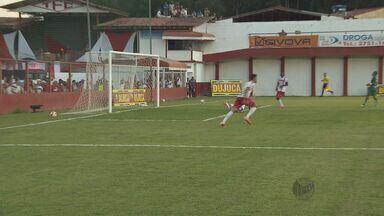 Caldense empata no 0 a 0 com o Tombense e tem vantagem no Campeonato Mineiro - Caldense empata no 0 a 0 com o Tombense e tem vantagem no Campeonato Mineiro
