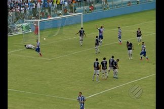 Veja os gols de Paysandu 9 x 0 São Francisco - Papão goleia e garante vaga na semifinal da Taça Estado do Pará