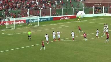 Futebol: confira os destaques do empate de Inter e Brasil-Pel - Assista ao vídeo.
