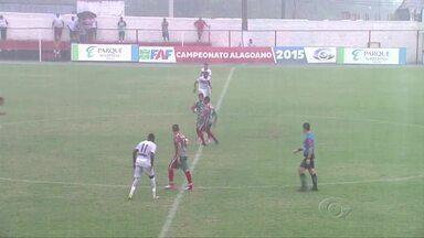 Santa Rita goleia o CEO em Boca da Mata - Donos da casa vencem equipe tricolor por 4 a 1.