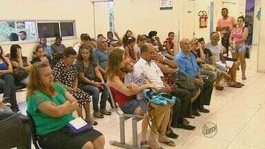 Pacientes esperam 5h por atendimento em UPA Central em Araraquara - Pacientes esperam 5h por atendimento em UPA Central em Araraquara