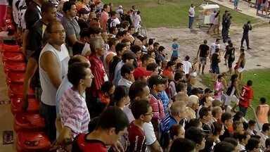 Semifinais do Campeonato Sul-Mato-Grossense tem recorde de público - Primeiras partidas dessa fase começaram nesse fim de semana.