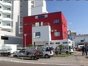 Policlínica é inaugurada em Barreiros, região continental de Florianópolis - Policlínica é inaugurada em Barreiros, região continental de Florianópolis