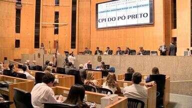Presidente da Vale não comparece a CPI do Pó Preto, no ES - Representantes da Vale, eles admitiram a responsabilidade da empresa, na poluição do ar da grande vitória e anunciaram investimentos de 65 milhões de reais.
