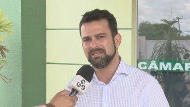 Vereadores de Cacoal votam para abrir CPI que investida prefeito - Acusação é de improbidade administrativa do prefeito Franco Vialetto.