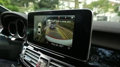 Muitos motoristas não se adaptaram à câmera de ré dos carros - Alguns motoristas ainda sentem dificuldades para se habituar ao acessório, mas novas câmeras, com novos ângulos de visão, devem atrair novos fãs.