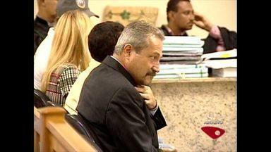 Coronel Ferreira é preso por morte de fazendeiro em Colatina, no ES - Ele foi a júri popular em 2009 e acabou condenado a 16 anos de prisão.