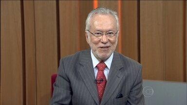 Alexandre Garcia comenta o abandono dos monumentos da capital federal - Muitos monumentos de Brasília estão interditados. Alexandre Garcia comenta o abandono das estruturas da capital federa. Confira.