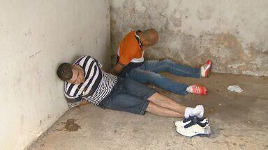 Criminosos roubaram uma casa em um condomínio fechado em Campinas - Apesar da segurança reforçada, o local foi invadido sem dificuldades.