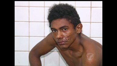 Em Santarém, homem esfaqueado provoca confusão no PSM - Esfaqueamento não foi registrado na delegacia.