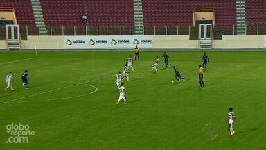 Confira os gols do Confiança contra o Lagarto - Confira os gols do Confiança contra o Lagarto
