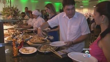 Pesquisa mostra que 30% da população de Porto Velho faz refeição fora de casa - Comerciantes buscam oferecer qualidade e bom atendimento aos consumidores.