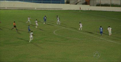 Atlético vence o Sousa por 1 a 0 e respira no Campeonato Paraibano - Jogo foi realizado no Estádio Perpetão, em Cajazeiras.